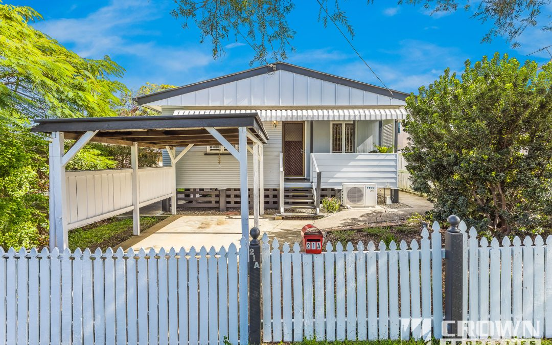 21a McAneny Street, REDCLIFFE  QLD  4020